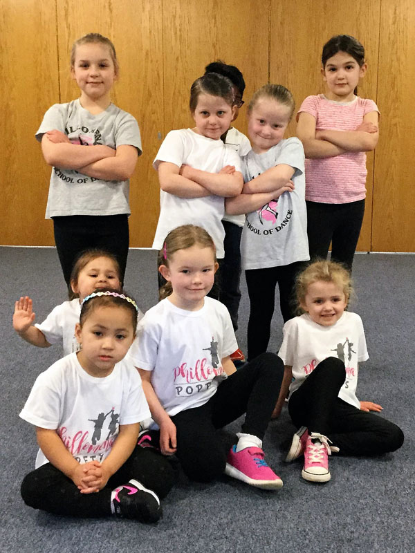 Hip Hop Poppets (3-6 years)